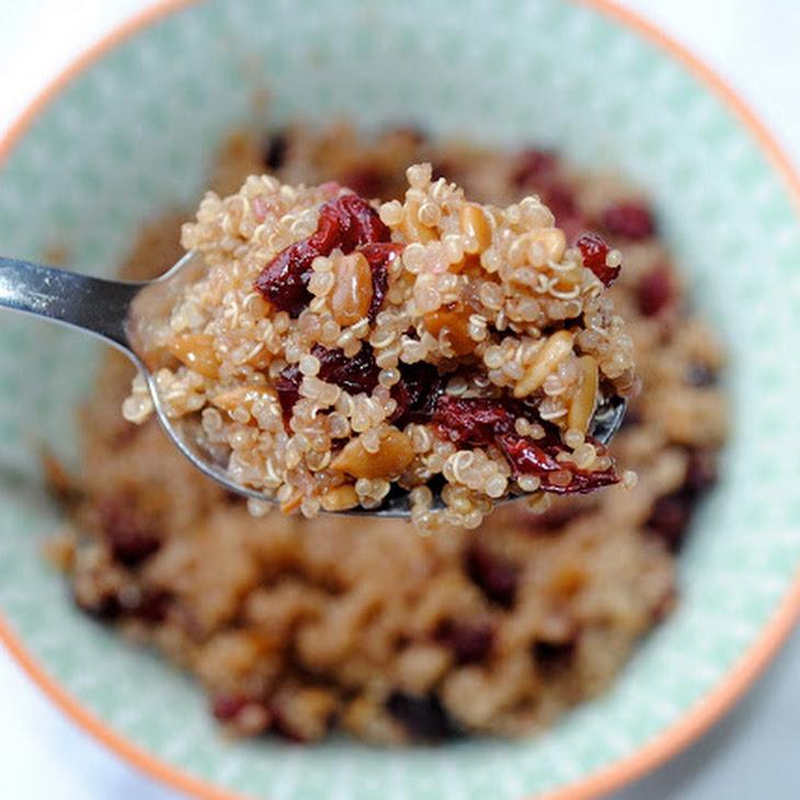 Breakfast Lunch Dinner Quinoa Recipe