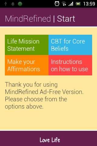MindRefined CBT Ad-Supported
