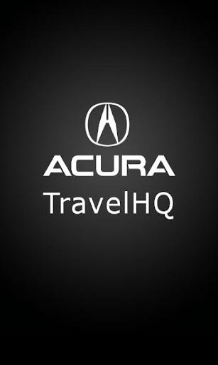 【免費商業App】Acura TravelHQ-APP點子