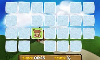 Screenshot of A Dog's Memory for Kids Free