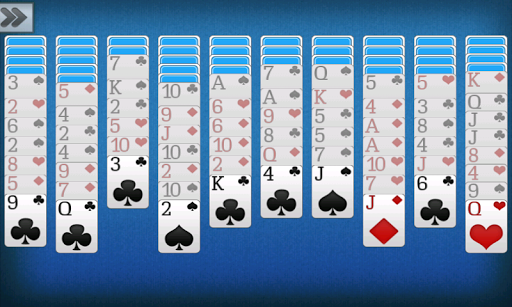 Spider Solitaire 1.0.9 screenshots 6