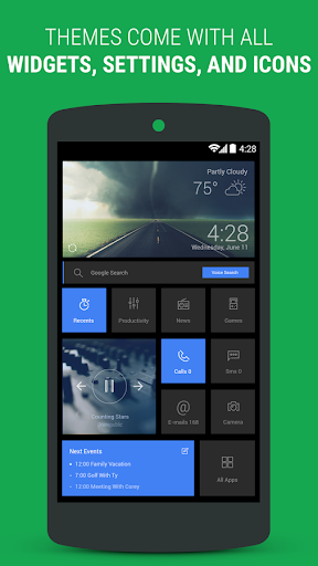 Mobile HD Themes Maker