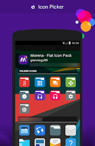 Morena - Flat Icon Pack v1.3.1