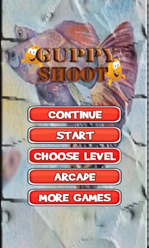 Guppy Shoot