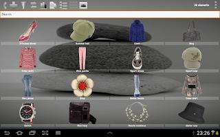 Screenshot of Personal Closet Lite