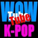 WowTube K-Pop logo