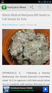 What Is Marijuana - Weed Facts screenshot 2