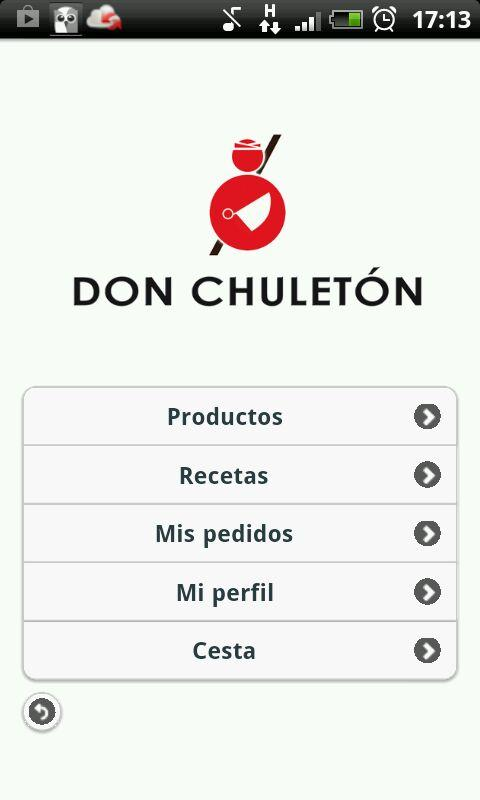 Don Chuletón- screenshot