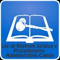Ley R. Jur. y Proc. Adm. Común logo