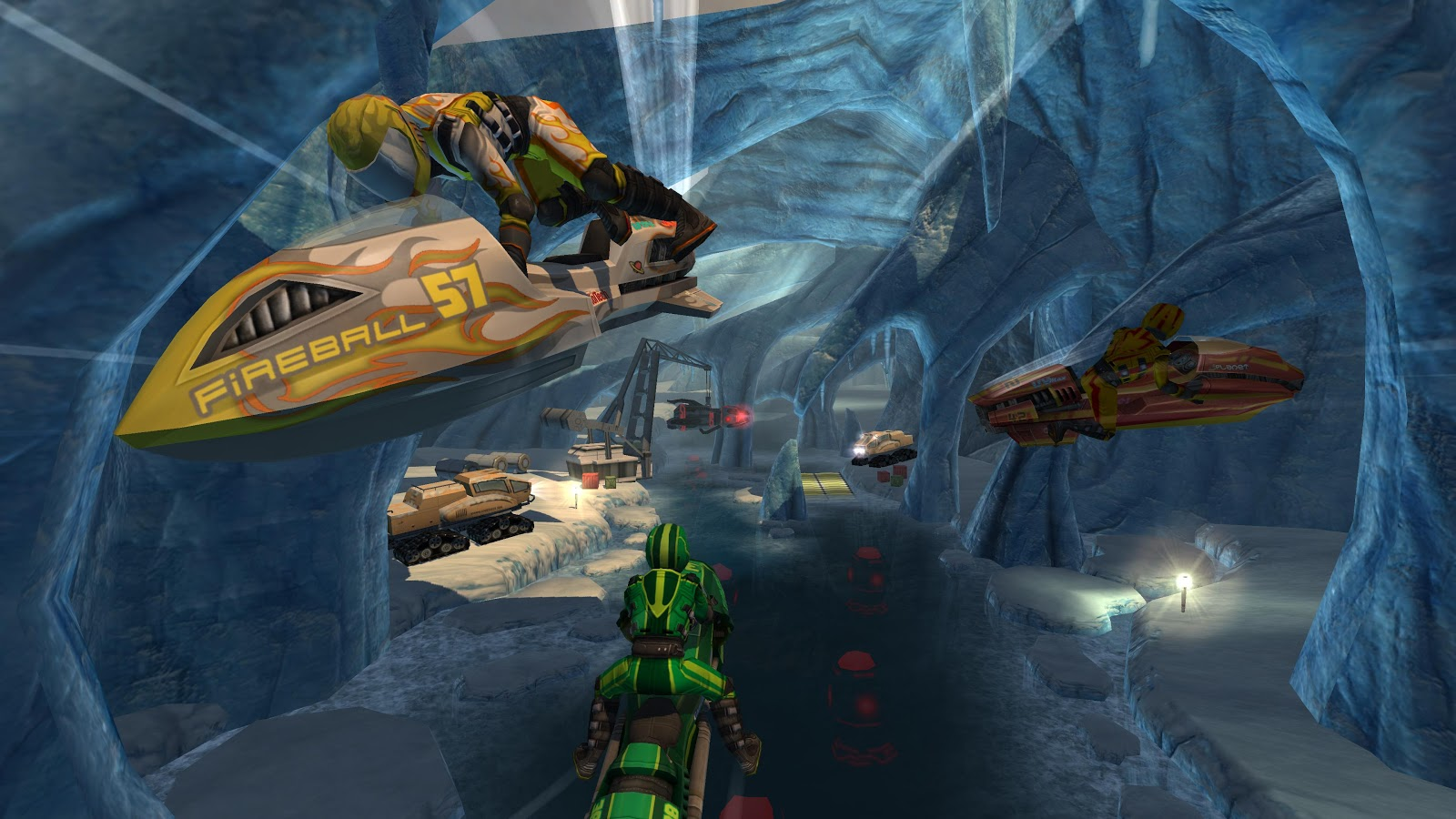 Riptide GP2- screenshot