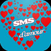 Message d'amour en française
