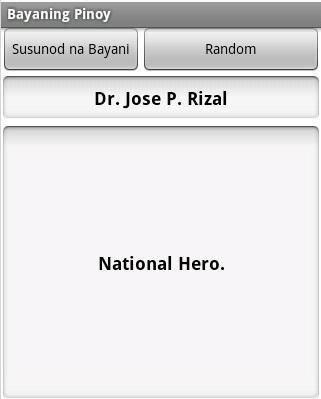 Mga Bayaning Pinoy