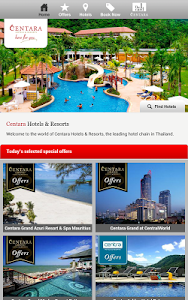 Centara Hotels & Resorts screenshot 5