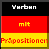 German verbs with prepositions