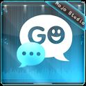 blueIllusion Go SMS Pro icon