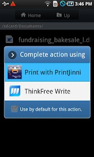 PrintJinni Mobile Printing App - screenshot thumbnail