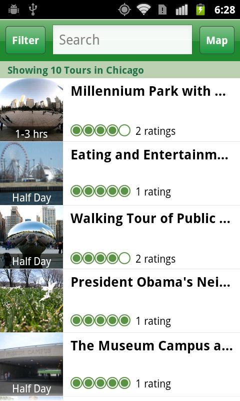 Chicago City Guide screenshot #5