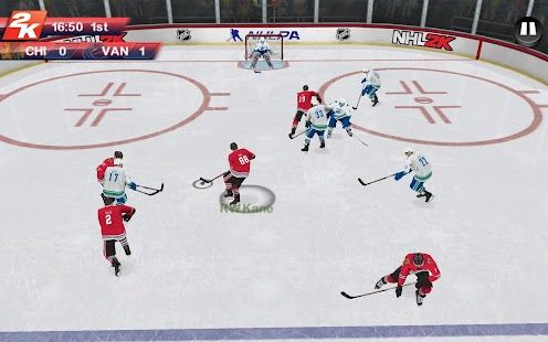 NHL 2K Screenshot 15