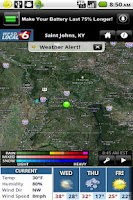 Screenshot of WPSD Radar