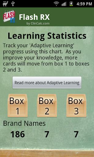 玩免費醫療APP|下載FlashRX Lite by ClinCalc app不用錢|硬是要APP