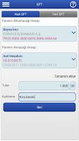 Screenshot of Finansbank Cep Şubesi