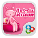 Ruby's Room GO Launcher Theme icon