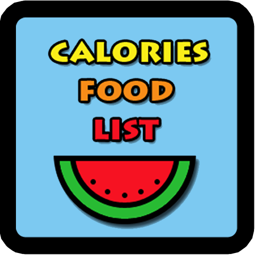 Calories Food List Android APK Download Free By Ana M.