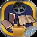 책,영화,사전 logo