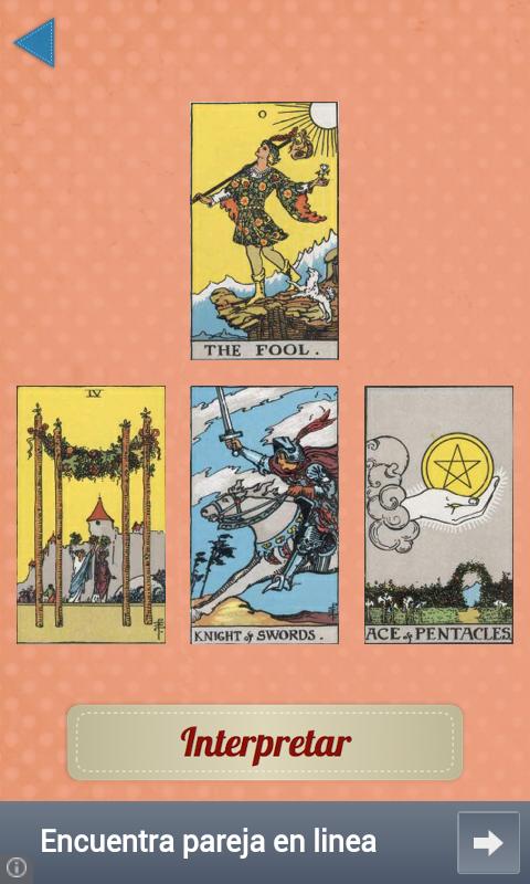 Tarot Gratis- screenshot