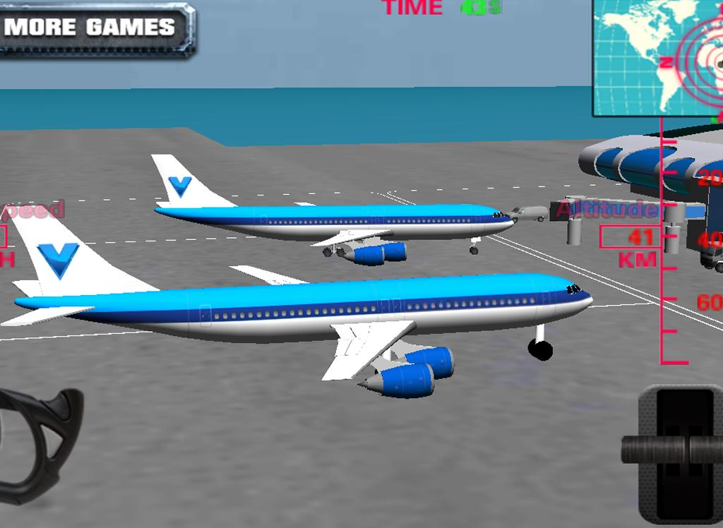 Flight Simulator Airplane 3D - Android Apps on Google Play