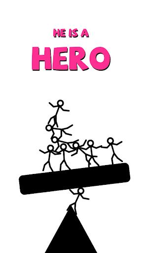 He is a HERO