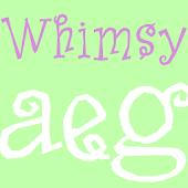 Whimsy FlipFont