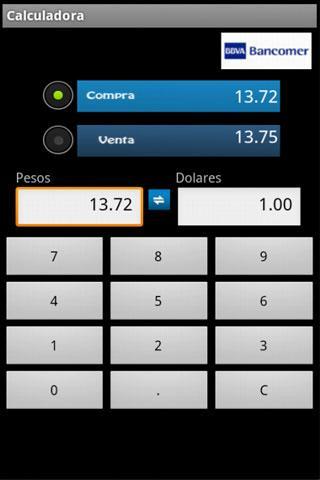 Tipo de Cambio Tijuana - screenshot