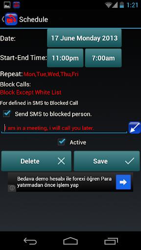 【免費通訊App】BlackList Ultimate-APP點子