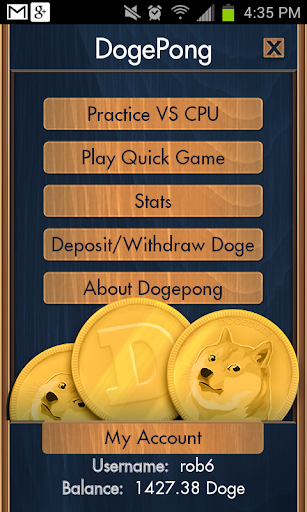 玩街機App DogePong免費 APP試玩