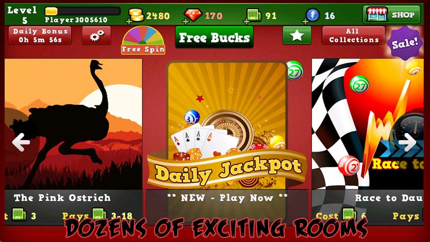 Bingo Halloween Screenshot