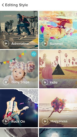android Magisto Video Editor & Maker Screenshot 6
