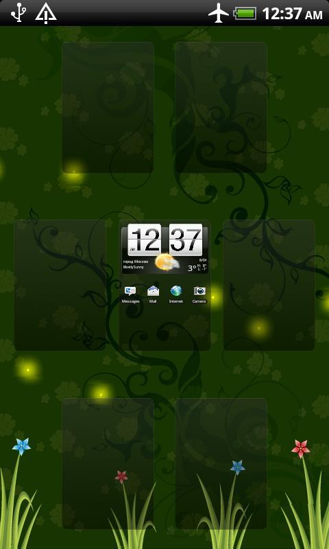Spring Live Wallpaper - screenshot