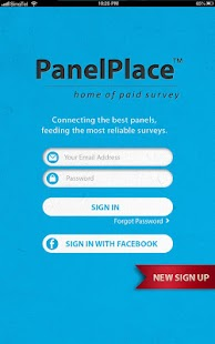 PanelPlace - Earn From Survey screenshot