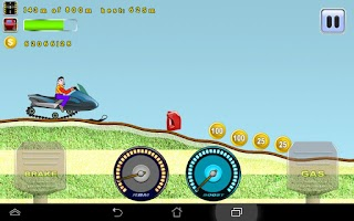 Screenshot of Road Rush Crazy
