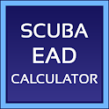 Scuba EAD Calculator