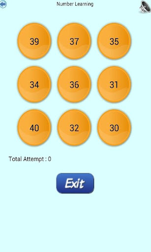 Kids Number Learning Game Free