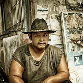 Coboy by Mas Bagus - People Portraits of Men ( #people #potrait #nature )