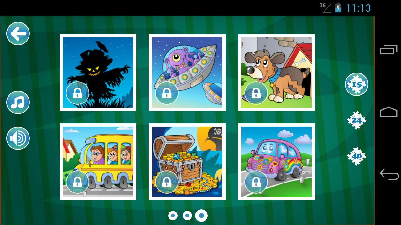 Jigsaw Puzzles for Kids LITE- screenshot