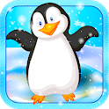 Penguin Mania Birds Match 3 icon