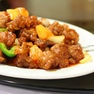 Sweet And Sour Pork Without Pineapple Recipes.