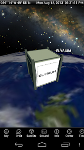Elysium Space- screenshot thumbnail