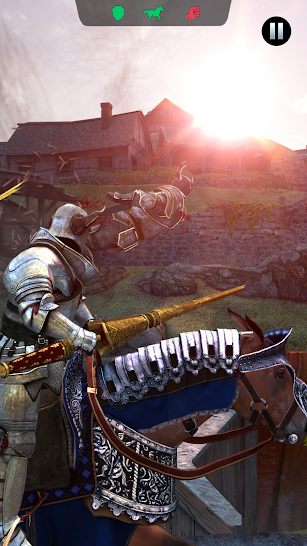 Rival Knights screenshot for Android
