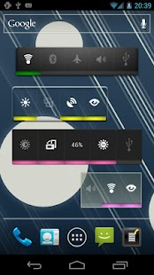 Power Widget lite- screenshot thumbnail