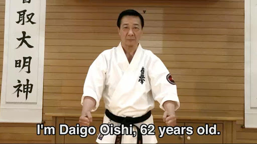 Lifelong Kyokushin Karate 01